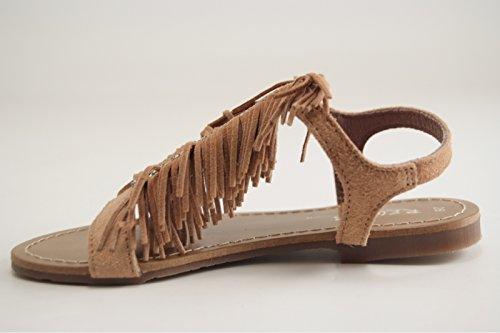 Reqins, Damen Sneaker Taupe