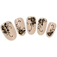 Come 2 Buy – Nail Art Tatoo/Wrap trasferimento dell' acqua