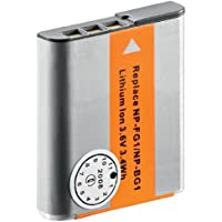 Wentronic Batterie type Sony NP-FG1, NP-BG1 950 mAh (Import Allemagne)