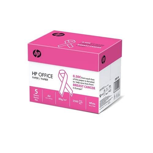 HP Papers chpop080X 736A480gsm Band, Pink (5Stück) Band Gsm