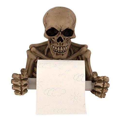 Skull as Toilet...