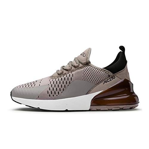 YAYADI Hommes Chaussures Sneakers Summer Mode Jogging Casual Respirante Chaussures Fitness Yoga Respirant Léger Voyage Équitation 8