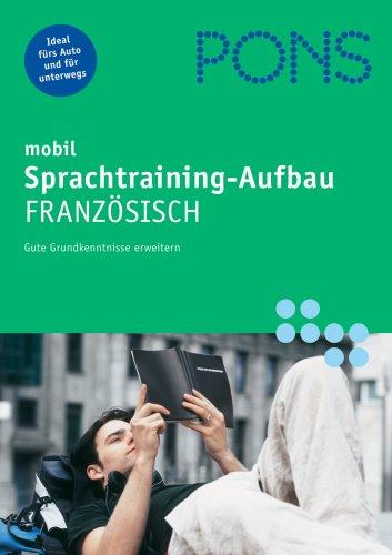 PONS mobil Aufbau-Sprachtraining Französisch, 2 Audio-CDs