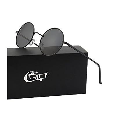 CGID - Gafas de Sol - Estilo Vintage Retro