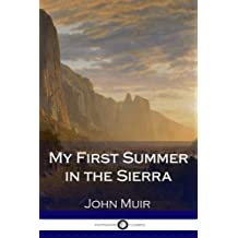 My First Summer in the Sierra (Illustrated)