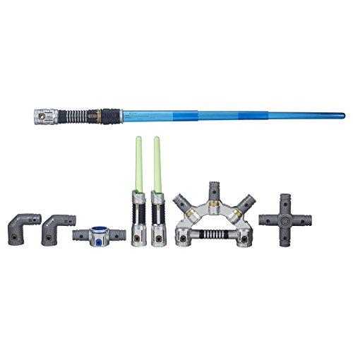 Star Wars Bladebuilders Jedi-Meister-Lichtschwert (Wars, Star Jedi-meister)