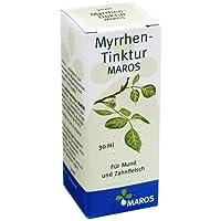 MYRRHENTINKTUR Maros 30 ml Tinktur preisvergleich bei billige-tabletten.eu