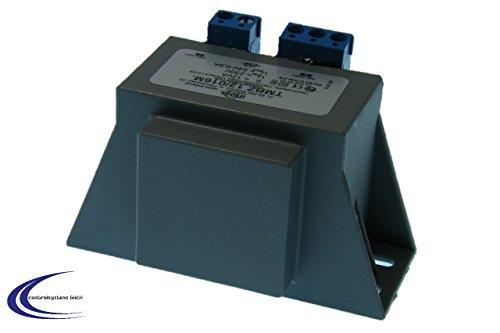 Netztrafo AC/AC vergossen - 230V auf 24V AC 0,5A mit Anschlußklemmen