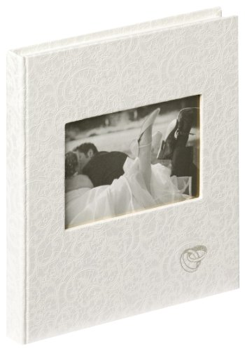 Libro de boda, color blanco