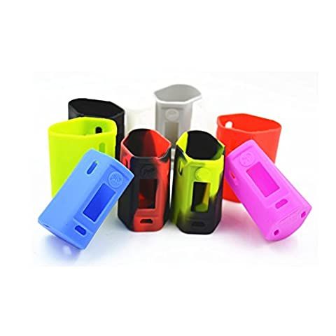 WISMEC RX MINI SILICONE CASE CASES MULTIPLE COLOURS SLEEVE *** NO NICOTINE *** FAST SAME DAY DISPATCH ONCE PAYMENT IS CLEARED (GREEN AND