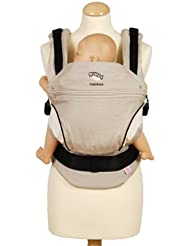 Manduca Baby- und Kindertrage natur