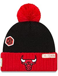 A NEW ERA Era Chicago Bulls NBA 2018 - Gorro de Punto