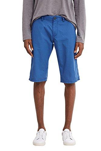 edc by ESPRIT Herren Shorts Blau (Blue 430)