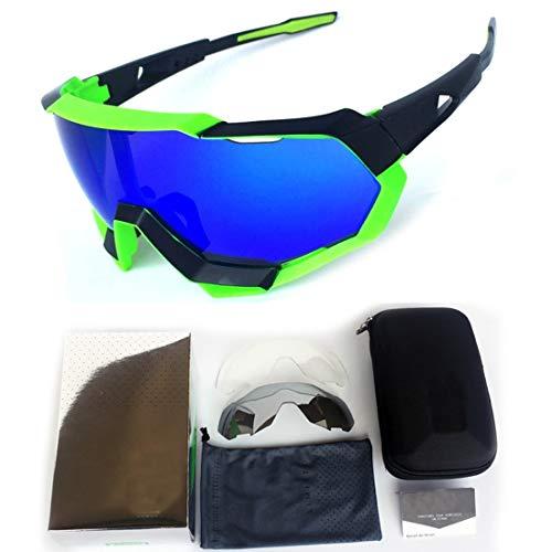 Retro Vintage Sonnenbrille, für Frauen und Männer Polarisierte Sport Sonnenbrille Full Frame Bunte pc objektiv langlebig for Frauen männer Outdoor küste Reise Angeln Fahren reiten Klettern