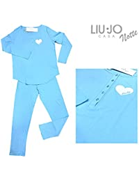 c82572d236394 Amazon.it  Liu Jo Jeans - Pigiami due pezzi   Pigiami e camicie da ...