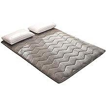 Almohadilla de colchón transpirable suave caliente del colchón de Tatami del colchón de Tatami para la