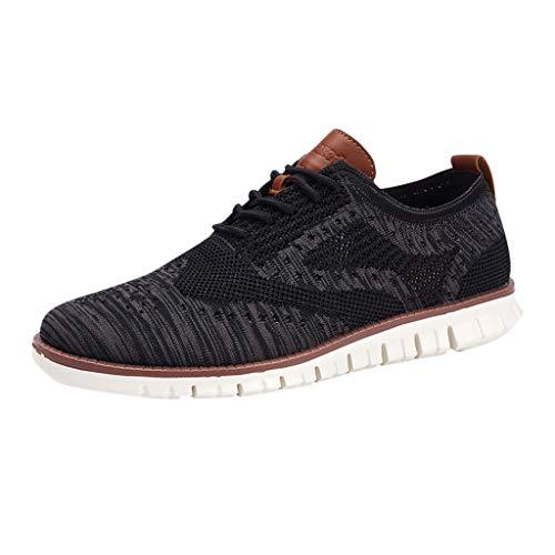 Ag&T⊙◡⊙ Scarpa da Tennis da Uomo Freestep Sneaker Slip-On Mesh Leggero e Traspirante Athletic Running Scarpe da Ginnastica da Passeggio