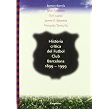 Història crítica del Futbol Club Barcelona