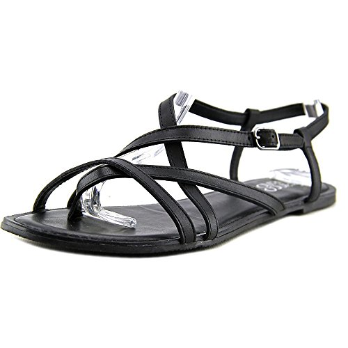 franco-sarto-jinelle-damen-us-8-schwarz-slingback-sandale