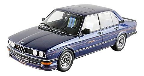 Otto Mobile - OT640 - BMW E12 Alpina B7 S Turbo - Échelle 1/18 - Bleu Metal
