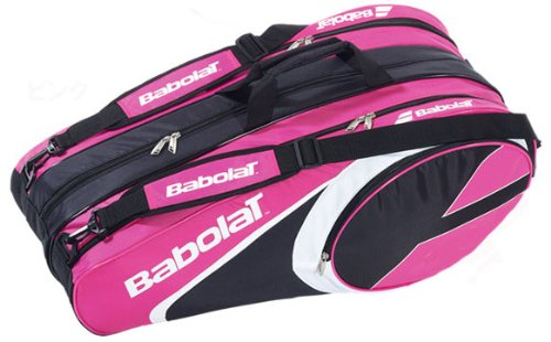 Babolat Tennistasche Racket Holder X 12 Club Pink