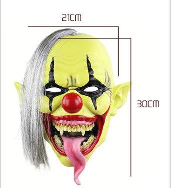 Böse Clown Kostüm Masken - HDNSA 2019 Neue Joker Clown kostüm