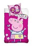 Unbekannt Peppa Pig Ropa de Cama Peppa Wutz Pp182021