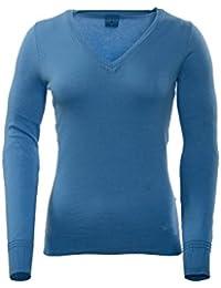 Pull à manches longues pour femme SWEDEN - bleu par Gear
