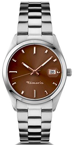 Tamaris Damen-Armbanduhr Analog Quarz B03000380