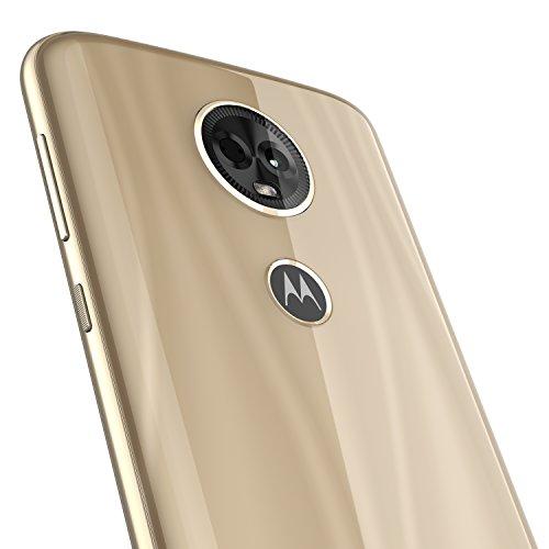Moto E5 Plus (Fine Gold, 5000 mAh battery)