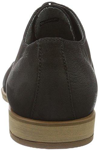 Vagabond Linhope, Chaussures à Lacets Homme Noir