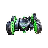 Specifiche e caratteristiche:Funzioni: Ruotando auto a doppia faccia, avanti, indietro, svolta a sinistra, svolta a destra, estrema rotazione a 360 °, luci a LED luminose, giri a spirale, incredibile capovolgimento, ineguagliabile nelle prestazioniTe...