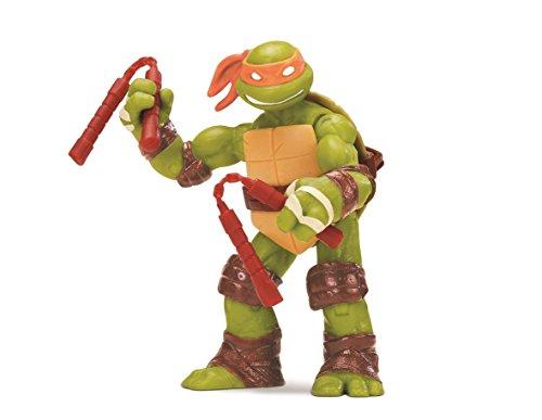 Teenage Mutant Ninja Turtles Michelangelo Jokester & Hard-Hitting Nunchuck Hero (Versand aus UK)