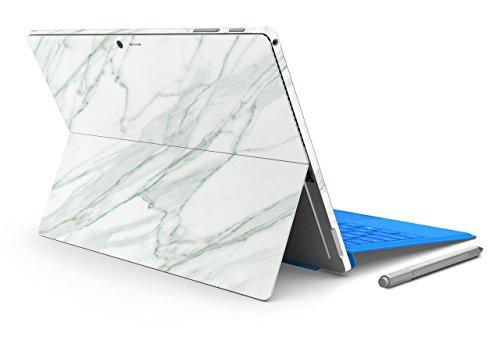 ChasBete Oberfläche Pro 3 Aufkleber Haut Marmor Schutz Vinyl Aufkleber Abdeckung Präzision Einfach für Microsoft Surface Pro 3
