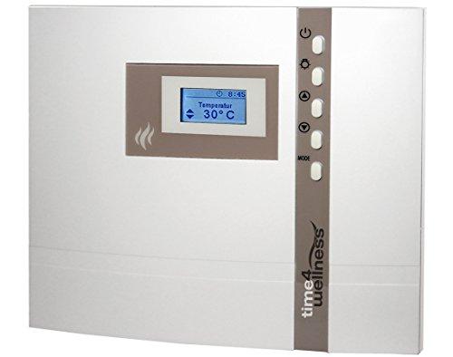 EOS Sauna Steuerung ECON D1 für Saunaöfen bis 9 kW