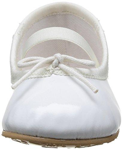 Bloch Cha Cha, Ballerines fille Blanc (White)