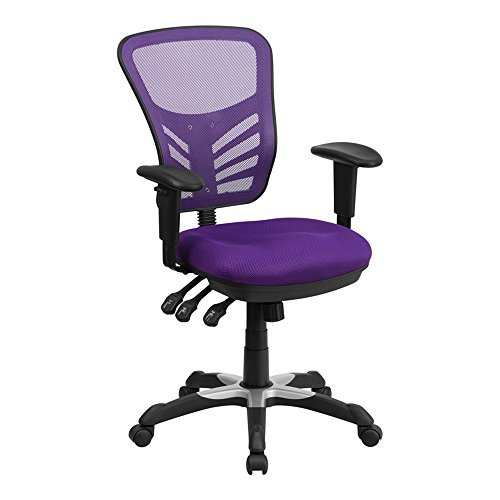 flash-furniture-mid-back-purple-mesh-chair-with-triple-paddle-control-by-flash-furniture