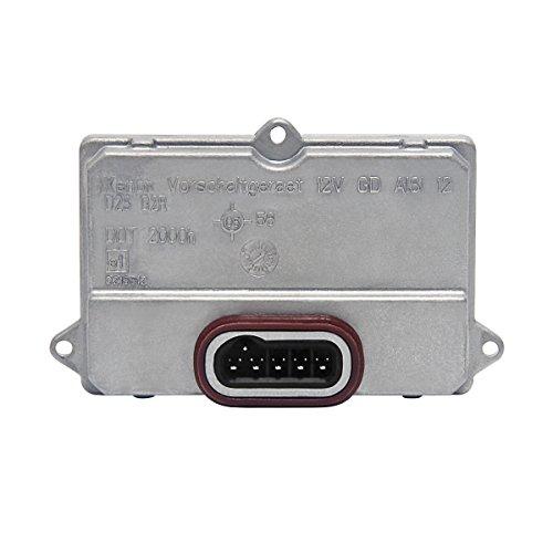 Wisamic 12V Vorschaltgerät Steuergerät Ballast Ersatzteil 5DV00829000 für BMW / VW / Audi
