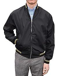 Relco Black Monkey Jacket Sizes S-XXL Available