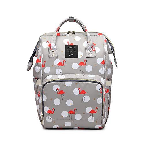 Wickeltasche Rucksack Wickeltasche, große Kapazität Wasserdicht Mummy Tasche Multifunktions-für Mama/Papa Reisen mit Baby ()
