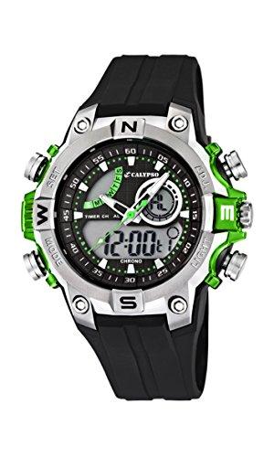 g shock kinder Calypso watches Jungen-Armbanduhr Analog - Digital Kautschuk K5586/3