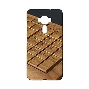 BLUEDIO Designer Printed Back case cover for Asus Zenfone 3 (ZE552KL) 5.5 Inch - G4064