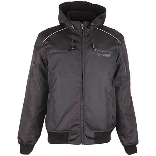 Preisvergleich Produktbild Modeka RAID Textiljacke - schwarz Größe L
