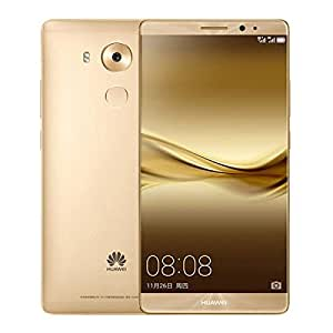 Huawei Mate 8 4+64GB Fingerprint 4G LTE Dual Sim Full Active Android 6.0 Octa Core 2.3GHz 6.0 inch FHD 8+16MP Or