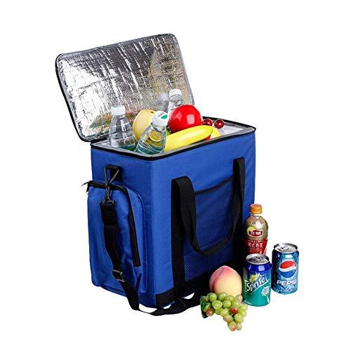 Frigorifero dell'automobile 14L Mini piccolo frigorifero, riscaldamento portatile e scatola di raffreddamento,...