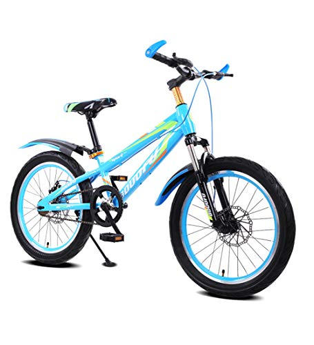 """SXMXO Kinder Fahrrad16 18\"""" 20\'\' Zoll Kinderfahrrad Jungen Mädchen Ab 6 Jahre Mit V-Brake Und Rücktritt - BMX Modell 2019,16inch"""