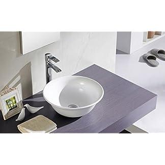 Lavabo bathco sobre encimera New Nordic 400 x 150 mm