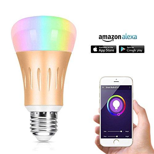 WiFi lampadine LED Lampada...