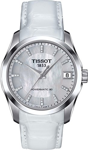 Tissot COUTURIER POWERMATIC 80 T035.207.16.116.00 Automatic Watch for women