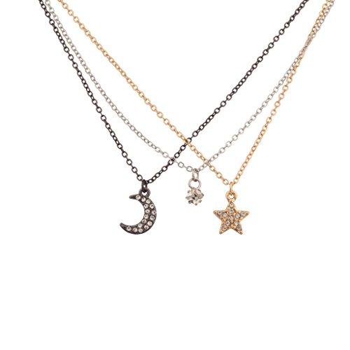 lux-accessori-color-cristallo-galaxy-tri-star-crescent-moon-best-friends-forever-bff-confezione-da-3